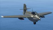 Starling con misiles y propulsores