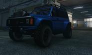 Hellion tuneado GTA Online