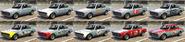 MichellI GT GTA Online Capas de pintura