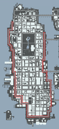 Union Drive mapa CW