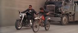 Cambio de moto