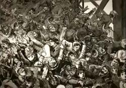 A History of Liberty-inmigración masiva de irlandeses