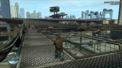 GTA IV Mission Diamonds are a Girl's Best Friend
