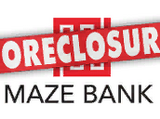 Maze Bank Foreclosures