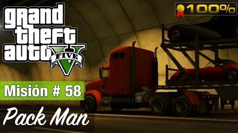 "Grand Theft Auto V - ""Pack Man"""