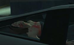 Shirley muerta