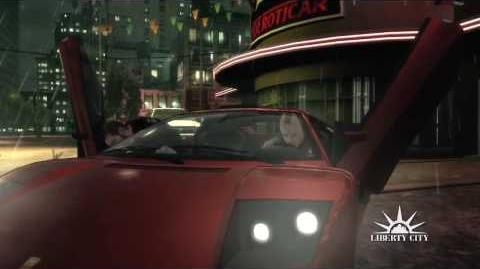 Grand Theft Auto IV - Commercial with Jeremy St