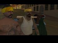 Los Santos Vagos Running Dog4