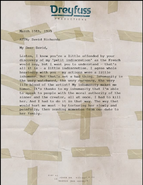 Mensaje de la carta 1