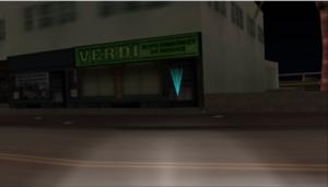 Verdi Groceries Downtown