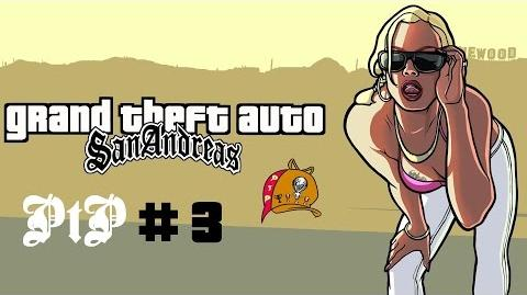 GTA San Andreas (PS4 - 1080p) PtP 3 - Assert Yourself Next Time Trophy