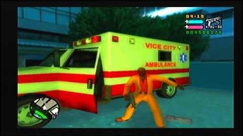 GTA VCS PS2 MISIÓN 49 DONDE MAS DUELE