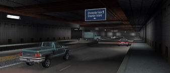 Porter Tunnel (GTA3) (tunnel)