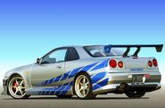 2-Fast-2-Furious-Brian-OConners-Skyline-R34-GT-R-Rear-Left