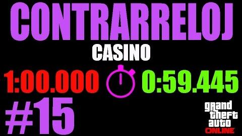 CONTRARRELOJ CASINO (GTA ONLINE) PS4