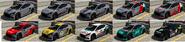 Flash GT Pinturas GTA Online