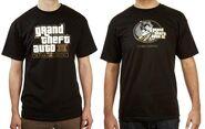 Camisetas de Grand Theft Auto III