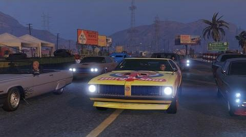 GTA 5 PC - Stock Car Races Gold Medals