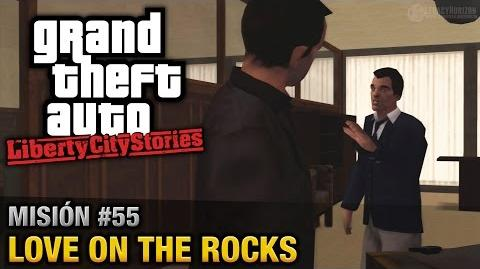 GTA Liberty City Stories - Misión 55 - Love on the Rocks (Español Sin Comentario - PCSX2)