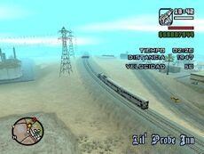 Misiones de tren