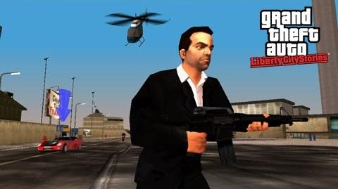 Grand Theft Auto Liberty City Stories Introduccion y Home Sweet Home