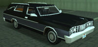 Hearse LCS