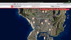 MBF Mapa Clubes nocturnos