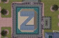 Símbolo Z en El Pueblo