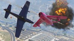GTA Online Cuota aérea VI