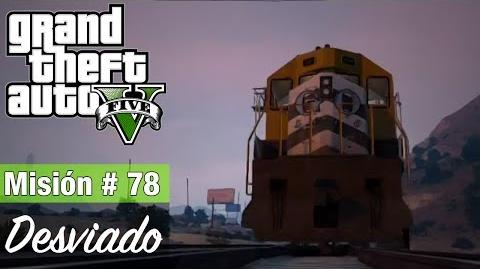 "Grand Theft Auto V - ""Desviado"""