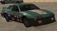 Hotring Racer 1 GTA SA