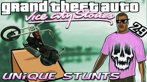 Grand Theft Auto Vice City Stories Saltos únicos