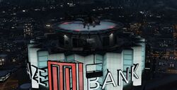 Helipuerto del Maze Bank