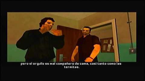 GTA LCS PS2 MISIÓN 59 PANLANTIC LAND GRAB