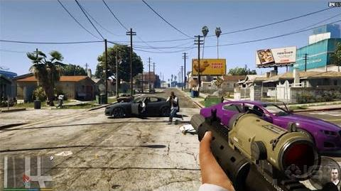 Grand Theft Auto 5 Remastered FIRST PERSON TRAILER 【1080p】 HD