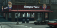 Burger Shot Hoanda Norte IV
