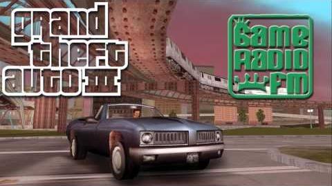 GTA III - Game Radio **JoJo Pellegrino - JoJo Pellegrino Freestyle**