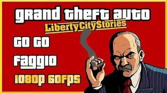 GTA Liberty City Stories - Go Go Faggio - 1080p 60FPS