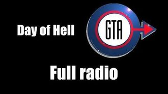 GTA London (1961 & 1969) - Day of Hell Full radio