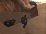 Bolsas con cadáveres