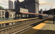 Frankfort High Station GTA IV
