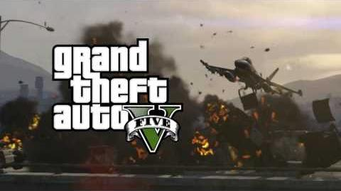 GTA 5 - The Official Trailer - Soundtrack