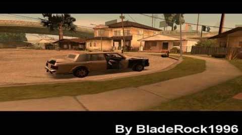 GTA San Andreas I Misiones BETA I Sweet´s Girl
