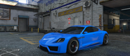 Neon modificado gta o