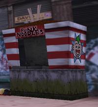 Punk Noodles puesto