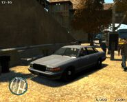 GTA IV Vapid sedan 2