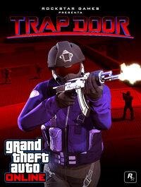 """GTA Online - Modo Adversario """"Trampilla"""""""