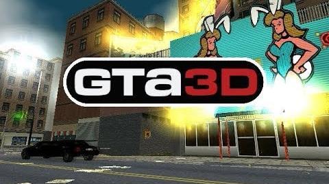 Grand Theft Auto 3D - Trailer
