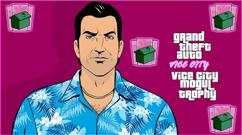 Grand Theft Auto Vice City - Vice City Mogul Trophy!