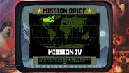 Invade and Persuade II GTA O Misión IV Mapa